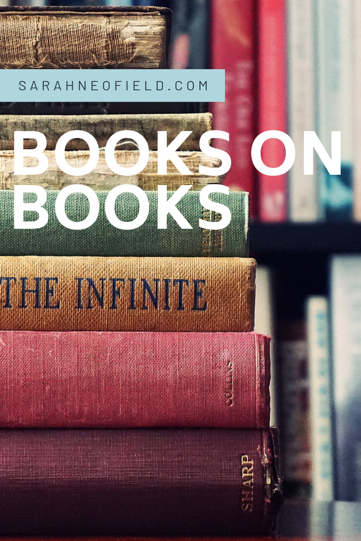 Books On Books: How to talk about books about books