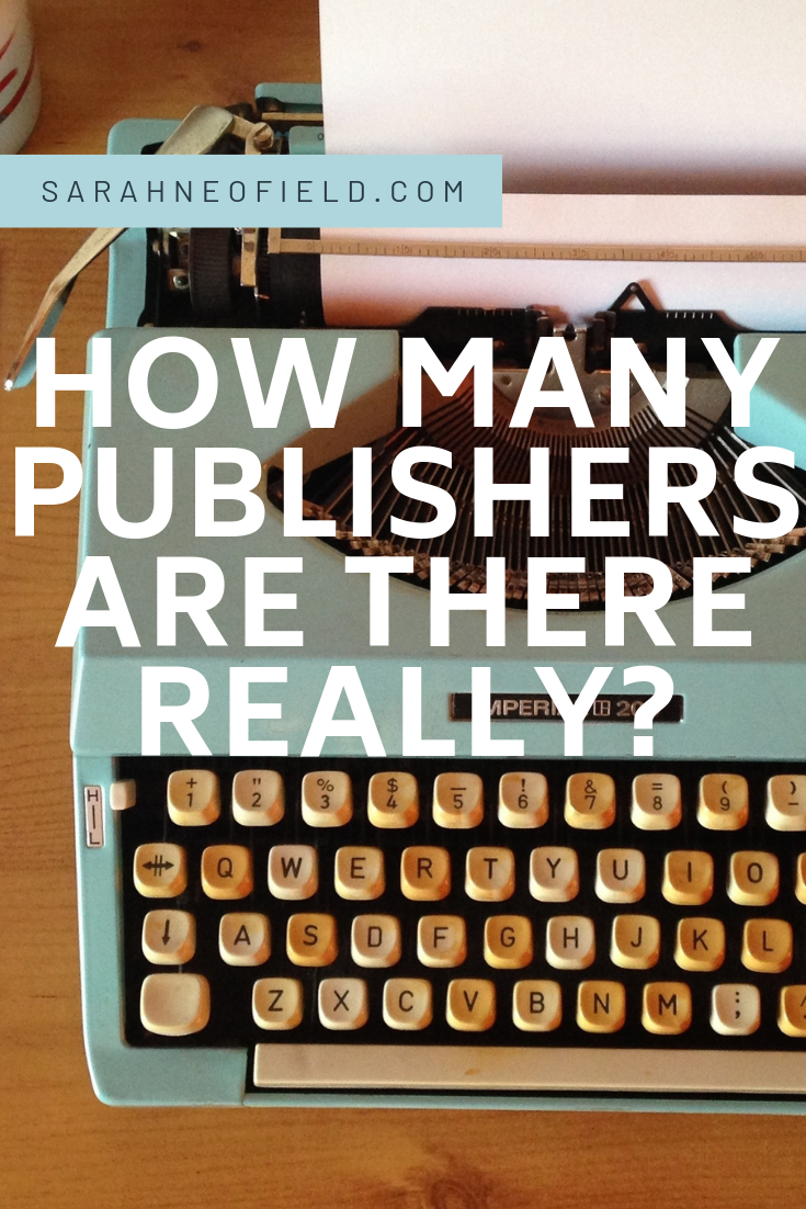 How Many Publishers Are There, Really?
