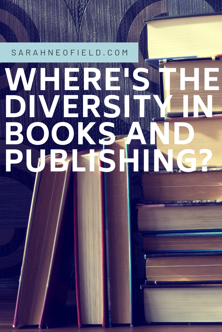 Where's the Diversity in Books and Publishing?
