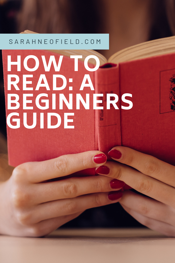 How to Read: A beginner's guide