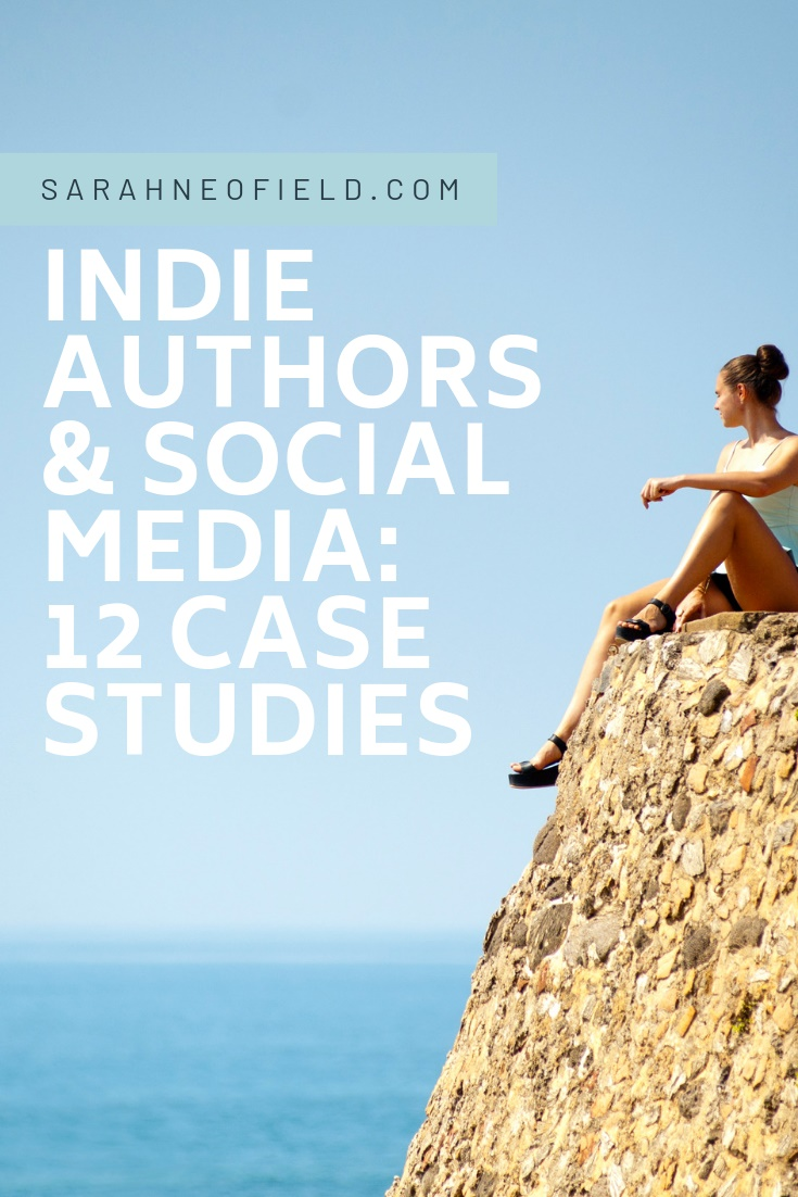 Indie Authors and Social Media: 12 Case Studies