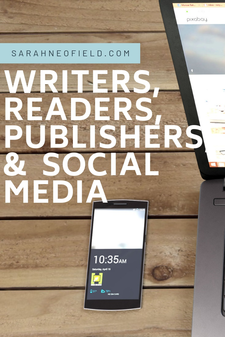 Writers, Readers, Publishers and Social Media