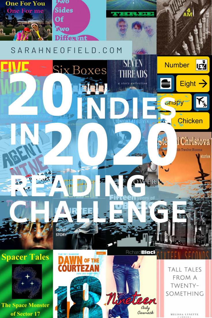 20 Indies in 2020 Reading Challenge