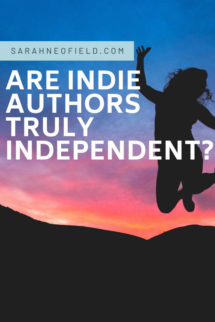 Are indie authors truly independent?