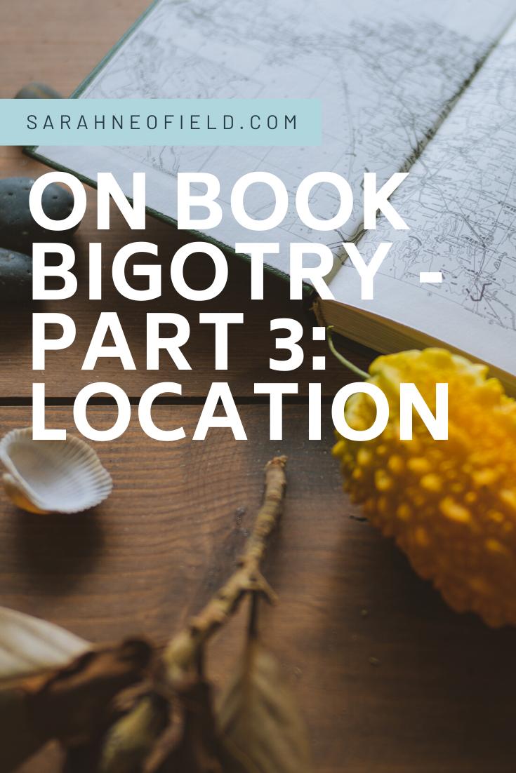 On Book Bigotry – Part 3